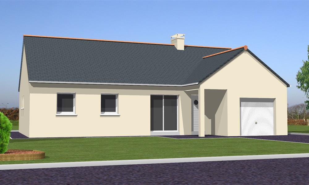 Nora 92 m type f4 catalogue constructeur maison Type de construction de maison