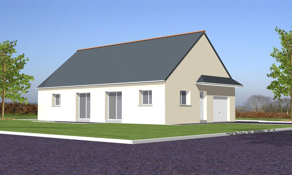 Dorea 94 m type f4 catalogue constructeur maison Type de construction de maison
