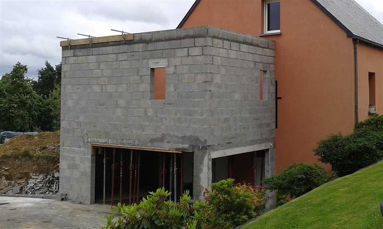 Constructeur maison individuelle manche maison moderne for Constructeur maison manche