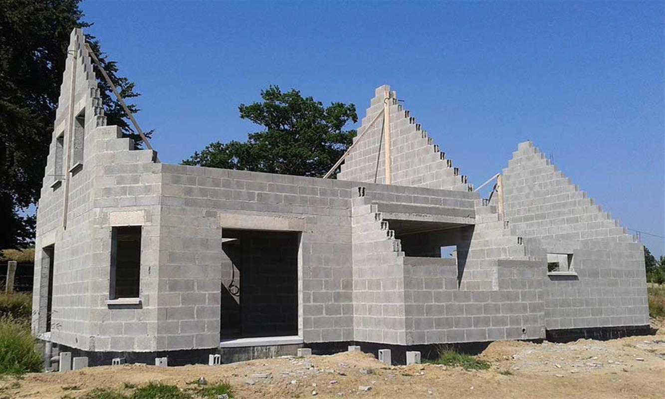 Maison traditionnelle nos chantiers de maisons individuelles en bretagne n - Maison traditionnelle de bretagne ...
