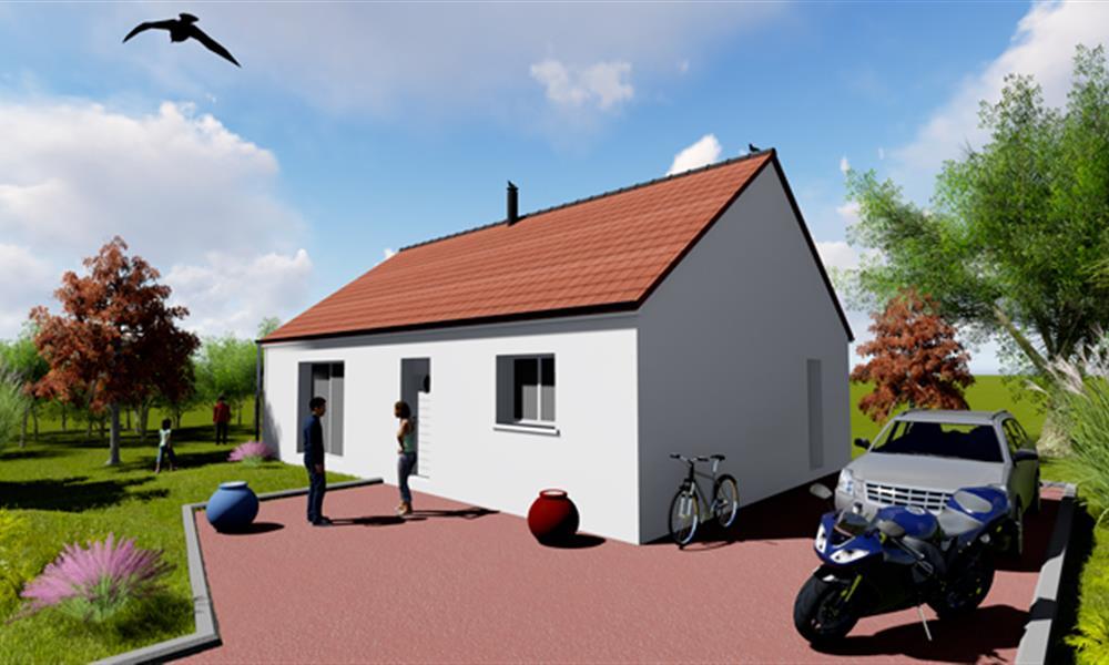 marine 82 m type f4 catalogue constructeur maison neuve traditionnelle en bretagne. Black Bedroom Furniture Sets. Home Design Ideas